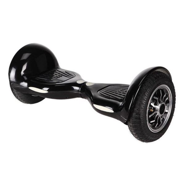 10 inch hoverboard classic black colour