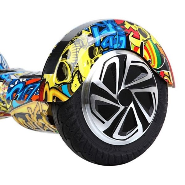 10 inch hoverboard - hiphop