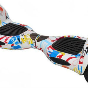 10 inch hoverboard multicolour with bluetooth