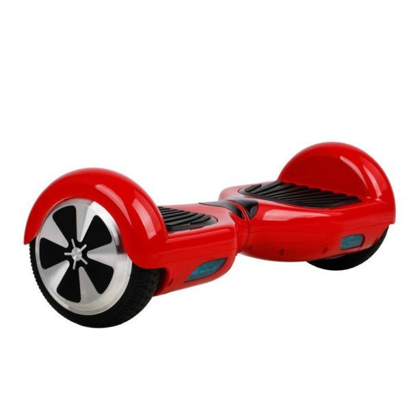 6.5 inch hoverboard red colour