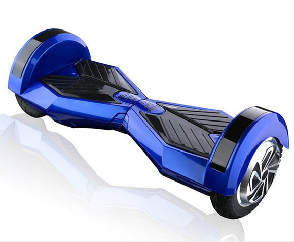 8 inch blue hoverboard