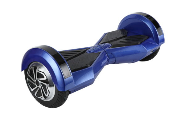 8 inch blue self balance scooter with LED