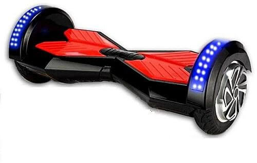 8 inch hoverboard with LED lights