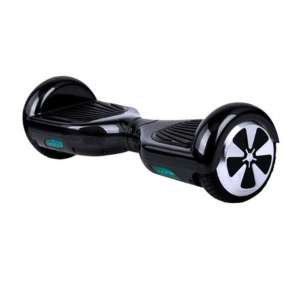 Black hoverboard small 6.5