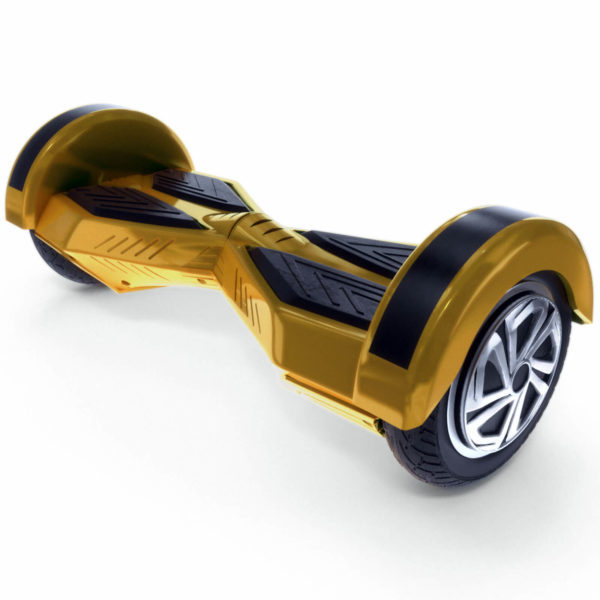 Hoverboard – Gold Colour – Cover