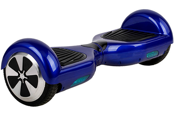 Hoverboard blue small