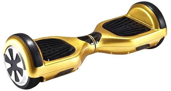 Hoverboard gold colour with Bluetooth