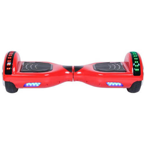 Hoverboard red colour