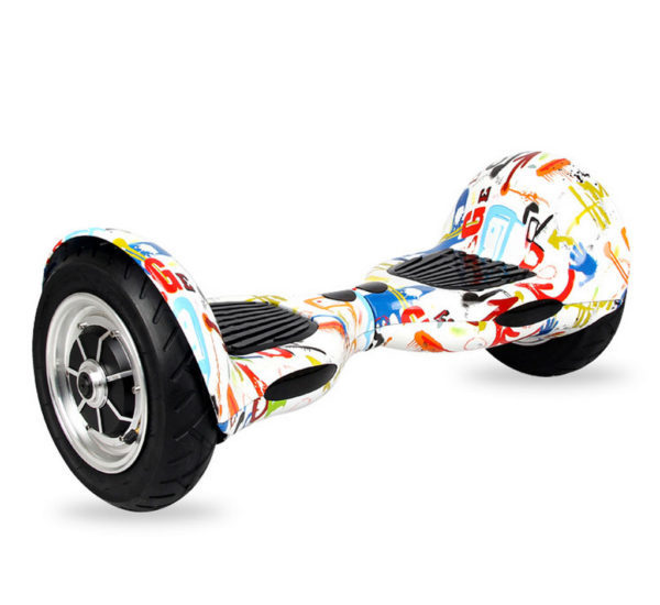Multicolour hoverboard 10 inch