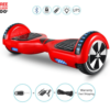 Red Hoverboard with LED