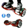 8 inch lamborghini hoverboard - flame colour